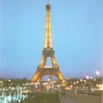 Paris, ewige Stadt der Liebe