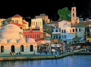 Kreuzfahrt im östlichen Mittelmeer, Tor zum Orient,